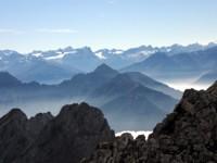 Klettersteig Mittenwald : Fotogalerie tourfotos fotos zur klettersteig tour mittenwalder